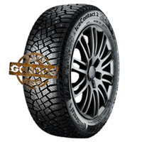 Continental 285/50R20 116T XL IceContact 2 SUV FR KD (шип.)